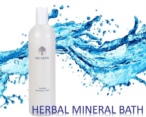 Herbal Mineral Bath